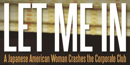 The Vine Room-Book Signing and Career Dialogue: LET ME IN by Elaine Koyama