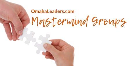 OmahaLeaders.com Mastermind Group 2019 tickets