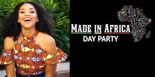 MADE IN AFRICA: DAY PARTY