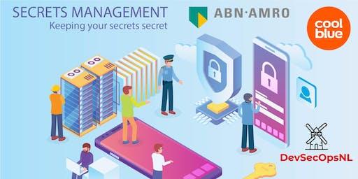 Secrets Management - Keeping your secrets secret