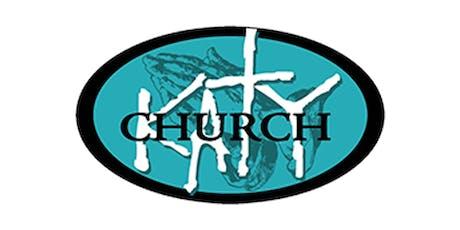 The Katy Church Pastors Prayer Luncheon - August 2019 tickets