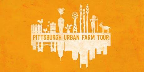2019 Pittsburgh Urban Farm Tour tickets