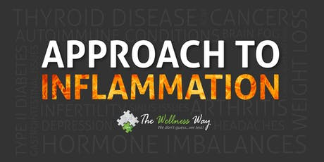The Wellness Way Approach to Inflammation! tickets