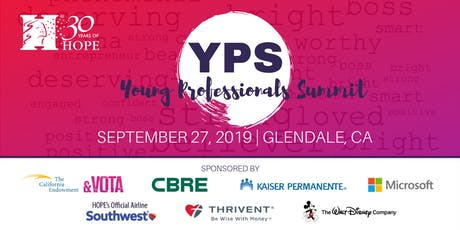 2019 Young Professionals Summit tickets