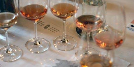 Italian Rosé Journey on the Patio tickets