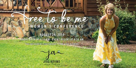 Free to Be Me Women's Conference tickets