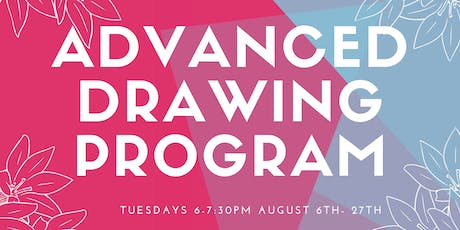 Youth Advanced Drawing Program tickets