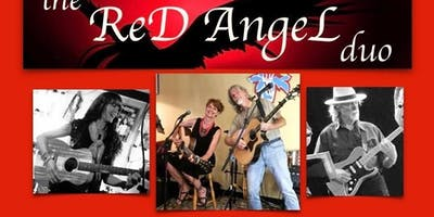 Red Angel Duo and Cajun Jax Food Truck and Bourbon Cigars and more...
