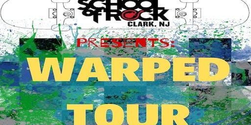 School of Rock Clark Presents: Warped Tour 25 Years