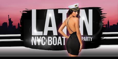 El # 1 oficial de la serie de conciertos LATINA Fiesta en NY Colombia tickets