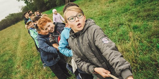 Kids Restored Day Camp 2019