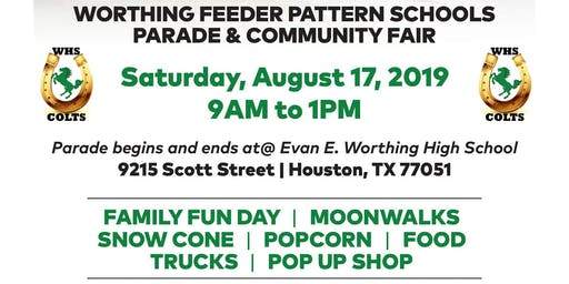 3RD ANNUAL SOUTHSIDE TAKEOVER PARADE & COMMUNITY FAIR