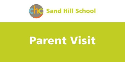 Sand Hill Parent Visit