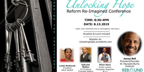 Unlocking Hope: Reform Re-Imagined Conference tickets