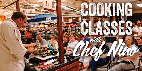 Chef Nino Cooking Class R16 tickets