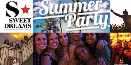 SUMMER PARTY MADRID 19  entradas