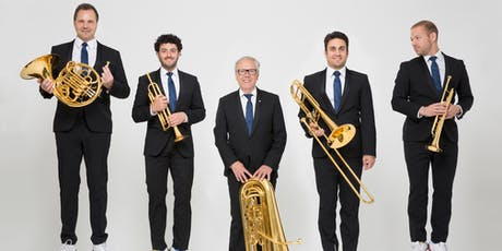 "Canadian Brass 50th Anniversary Holiday Show ""Christmas Time is Here"" tickets"