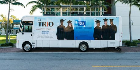 TRIO Mobile Unit: Back 2 School Kick Back tickets