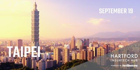 Taipei FastTrack - Hartford InsurTech Hub powered by Startupbootcamp  tickets