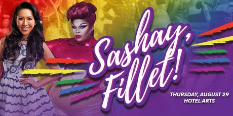 Eat North presents Sashay, Fillet! 2019 tickets