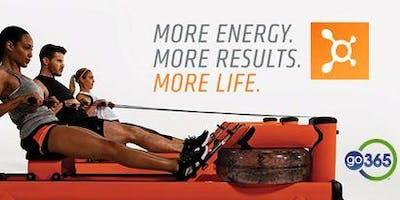 Orange Theory Fundraising Workout