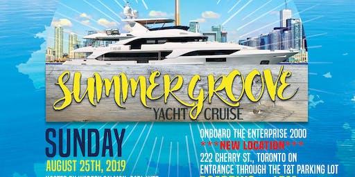 .:::Summer Groove Yacht Cruise 2019:::.