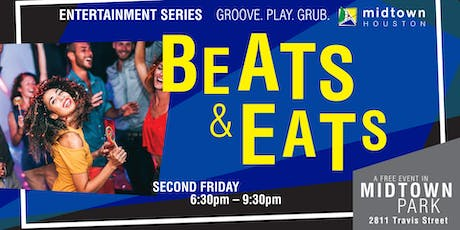 Beats & Eats at Midtown Park  tickets