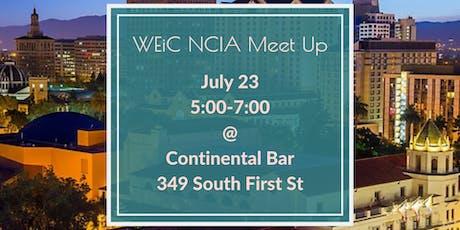 WEiC NCIA Meet Up tickets