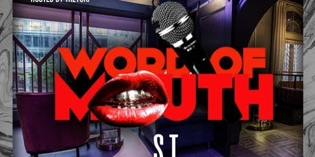 Word of Mouth Karaoke: Trill Grill Edition tickets