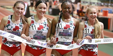 New Balance Nationals Indoor - Friday tickets
