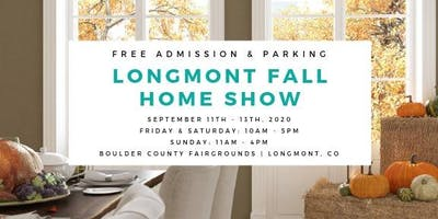 Longmont Fall Home Show
