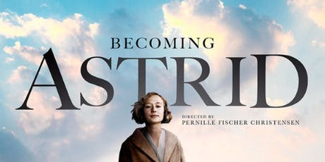 Afternoon Movie: Becoming Astrid tickets