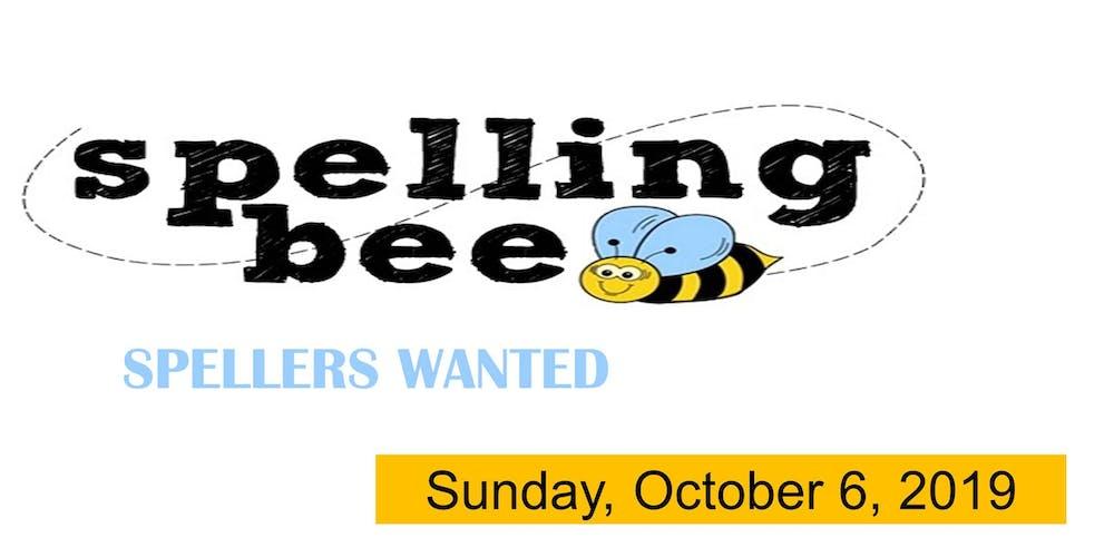 Spelling Bee Tickets, Sun, Oct 6, 2019 at 2:00 PM | Eventbrite