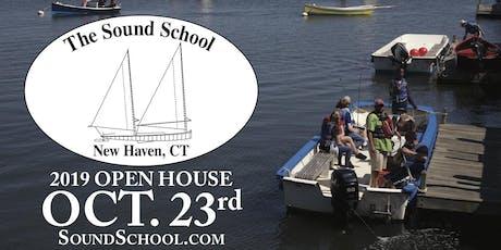 2019 Sound School Open House tickets