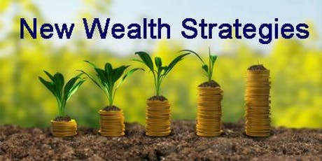 New Wealth Strategies Event in Brisbane! tickets
