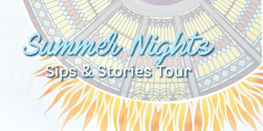 August Sips and Stories Tour