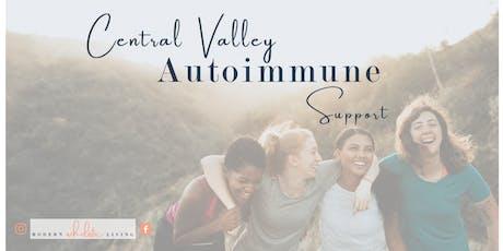 Central Valley Autoimmune Support  tickets