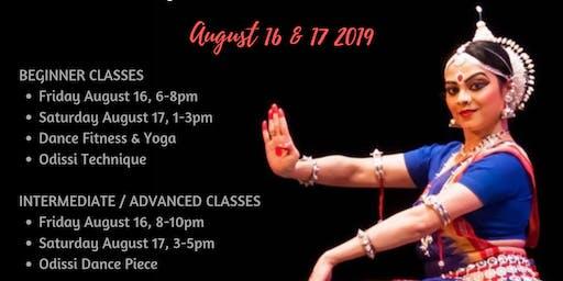 Odissi Dance Workshop with Enakshi Sinha