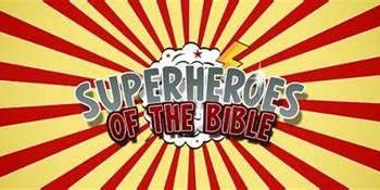 "Vacation Bible School - ""Heroes of the Bible"""
