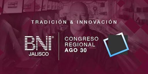 Congreso BNI Jalisco | Tradición + Innovación