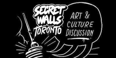 SECRET WALLS x ART & CULTURE DISCUSSION