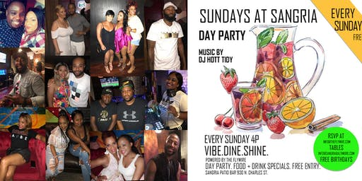 Sundays at Sangria
