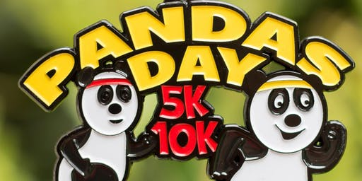 Now Only $8! PANDAS Day 5K & 10K - Des Moines