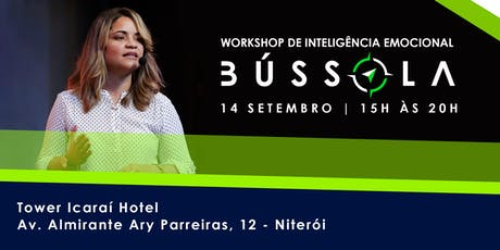 Workshop de Inteligência Emocional - Bússola com Marta Sampaio ingressos