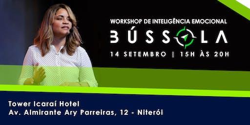 Workshop de Inteligência Emocional - Bússola com Marta Sampaio
