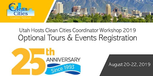 2019 Salt Lake City: Clean Cities Coordinator Training Workshop