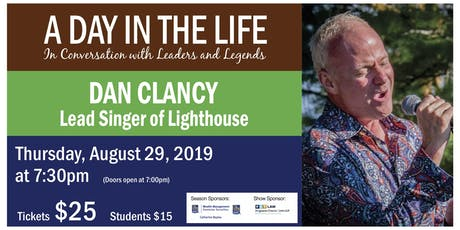 A Day in the Life with Dan Clancy tickets
