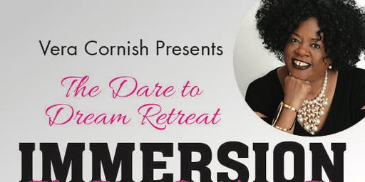 IMMERSION: The Dare to Dream Retreat