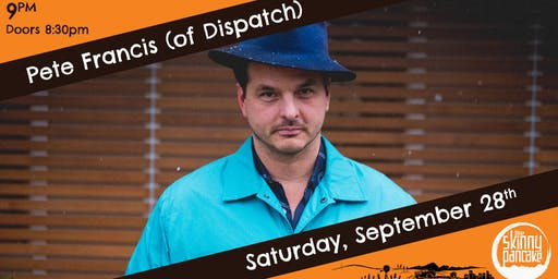 Pete Francis (of Dispatch) - Hanover NH