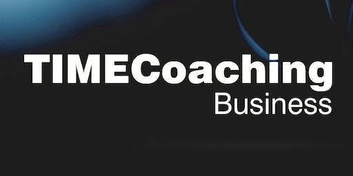Sessão Zero TimeCoaching Business